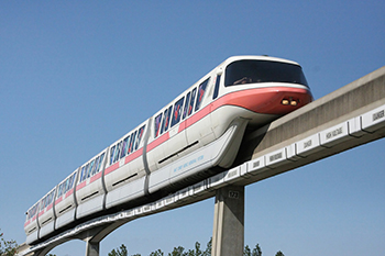 The joint venture will build Egypt's first monorail in Cairo.