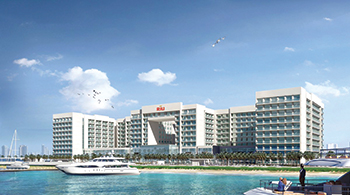 RIU Deira Islands .. a $105-million deal.