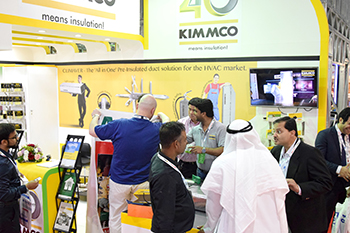 Some 400 exhibitors participated in the event last year.