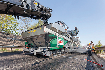 The new Dash 3 generation of the InLine Pave train.