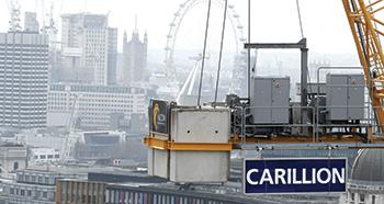 UK-based Carillion has gone into compulsory liquidation.