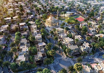 Al Qamra ... will have more than 131 freehold residential plots.