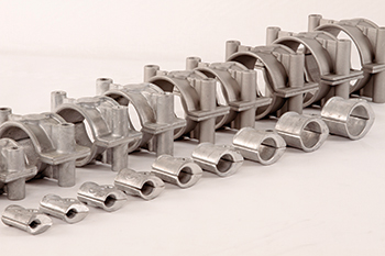 Prysmian's cable cleat range provides support and fixes for all types of cable on the market.