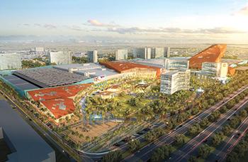 Mall of Saudi ... set to be Saudi Arabia's largest lifestyle destination.