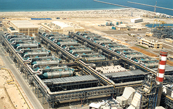 Saudi Arabia is increasingly seeking private sector investment in its desalination sector.