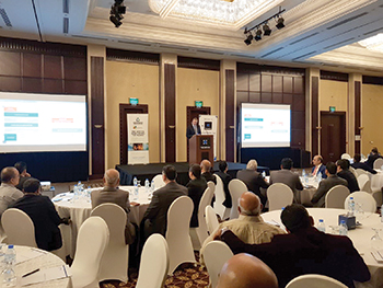 Technal held a seminar along with SideRise in Abu Dhabi last month.