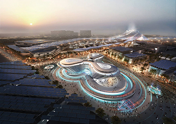 Dubai Expo 2020 ... to have a positive impact on Dubai's construction and real estate sectors.
