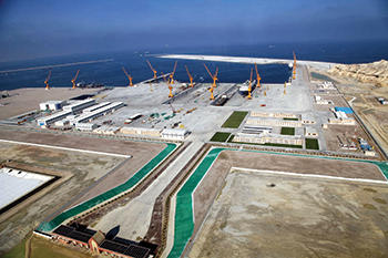 Duqm Port .... key contracts to ease accessibility.