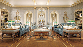 Luxury Italian living from Bakokko Group ... at this year's Interiors.