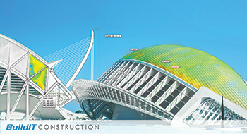 The BuildIT Construction application ... professionals can now continuously monitor projects with real-time comparisons.
