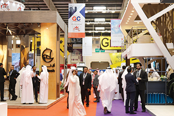 The exhibitions aim to bring the best in the construction, interiors and property sectors.