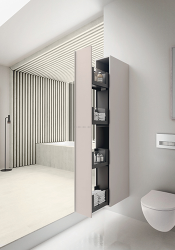 Room dividers ... total solutions from Geberit.