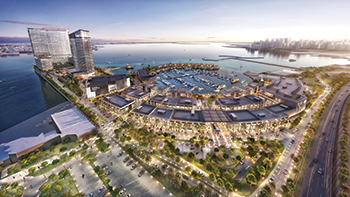 Bahrain Marina ... a prime lifestyle and leisure destination in Bahrain.