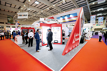 The events attracted 160 exhibitors.