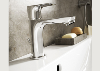 Connect Air ... contemporary design and high water efficiency.
