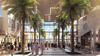 Kalba Waterfront by Eagle Hills Sharjah ... inspiration from the emirate's traditional suqs.