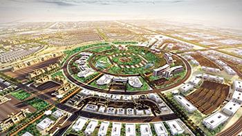The King Salman Energy Park ... aiming to be a world-class energy industry hub.