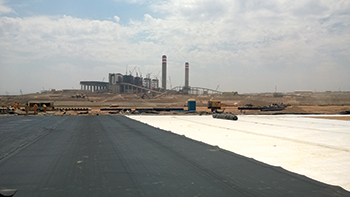 The Kusile power station.