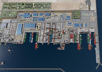 King Salman International Complex