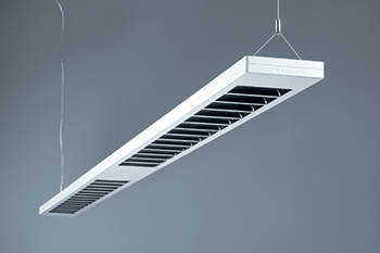 Claris evolution's sophisticated LED technology ensures high levels of visual comfort.