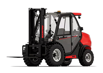 Manitou MC30 ... loading capacity of 3 tonnes.