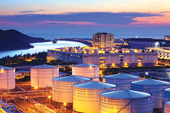 Corotec's corrosion inhibitors ... used to prevent corrosion at the bottom of oil tanks.