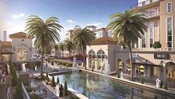 The Villanova community in Dubailand.