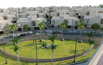 Al Muna Gardens ... SMC Infra will build 122 villas of four categories.