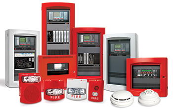 Autocall fire detection systems ... wide application range.