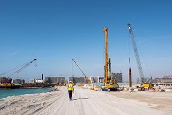 Emaar Development has commenced site mobilisation and enabling work for Beach Vista residences at Emaar Beachfront.