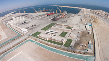 Duqm Refinery ... contractors get go-ahead for work.