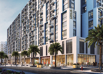 UNA Apartments ... to feature 92 studios, and 764 one-bedroom apartments.
