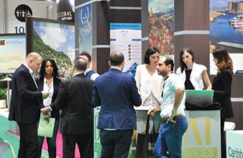 IREIS 2017 ... attracted 110 exhibitors.