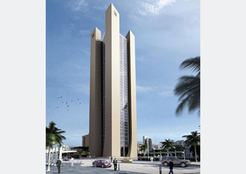 Al Rajhi Bank headquarters in Riyadh ... FSI Middle East is supplying CAFM.