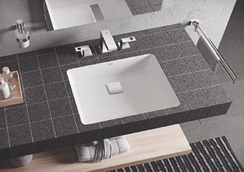 Cube Ceramic ... clean lines.
