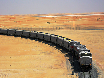 Etihad Rail ... Jacobs Engineering Group to deliver engineering and design services.