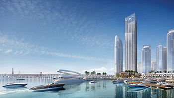 Fidu has acquired residential and commercial space at The Grand at Dubai Creek Harbour.