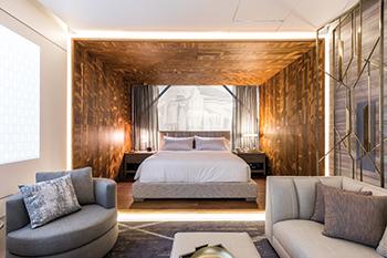 The Hilton Box ... a winning modular guest room concept.