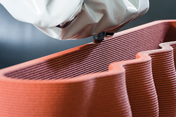 Sika offers a complete system, from robotics to 3D mortars.