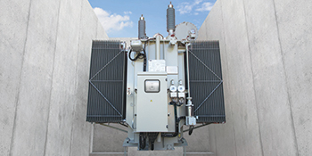 ABB Ability power transformer ... its modularity and scalability makes it future-proof.