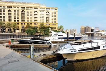 ART Marine to operate Dubai Properties' marina at Culture Village.