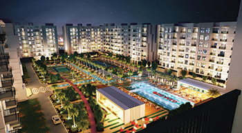 Lawnz ... a  $150-million residential project.