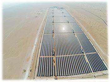 Mohammed bin Rashid  Al Maktoum Solar Park ... Dewa has started testing a storage system.