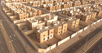 The Saudi Housing Ministry will build 10,000 residential units in Jeddah.