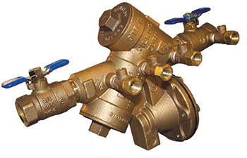 Zurn backflow products are offered a variety of configurations to meet requirements.