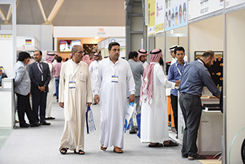 About 76 per cent of the visitors last year were from within Saudi Arabia, 19 per cent from the wider GCC and five per cent from outside the region.
