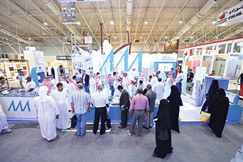 In 2017, Saudi Build drew a total of 512 exhibitors from 32 countries.