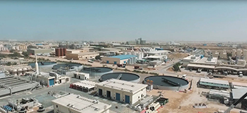 Ajman sewage treatment plant ... among Besix's first PPP projects.