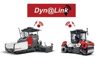 Dyn@Link by Dynapac ... efficient monitoring.