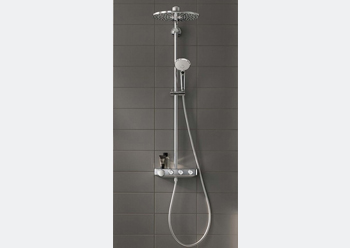 Euphoria SmartControl shower system.